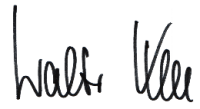 Walter Klee